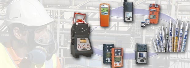 gas detection system all inclusive on site maintenance