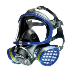 Full facepiece respirator X-plore 5500 : gas mask with double filter by Dräger