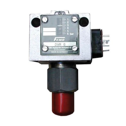 pressostat air-gaz haute pression