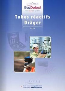Catalogue tubes Drager